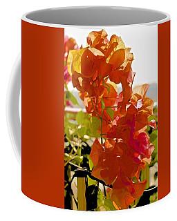 Desert Orange Coffee Mug