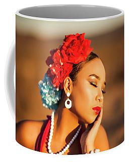 Desert Pearl Coffee Mug