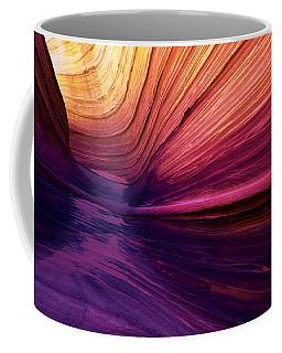 Desert Rainbow Coffee Mug