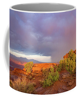 Desert Rainbow Coffee Mug