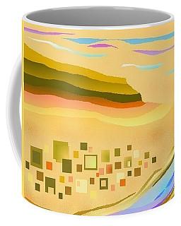 Desert River Coffee Mug