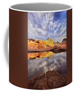 Desert Rock Drama Coffee Mug
