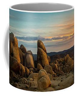 Desert Rocks Coffee Mug
