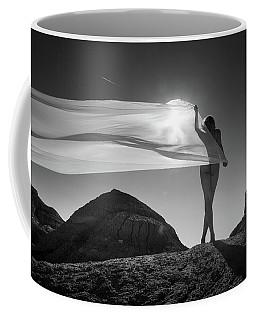 Desert Sail Coffee Mug