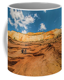 Desert Solitaire With A Friend Coffee Mug