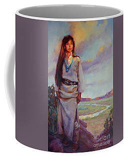 Desert Song Coffee Mug