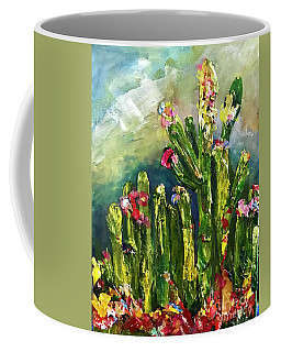 Desert Springs Coffee Mug