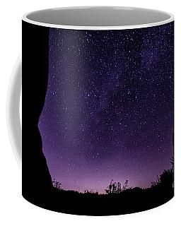 Desert Starscape Coffee Mug