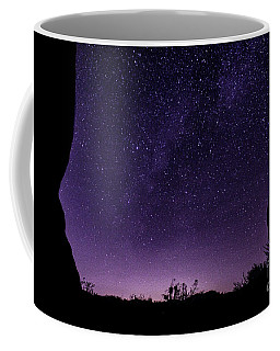 Desert Starscape Coffee Mug