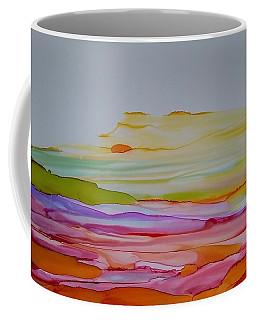 Desert Steppe Coffee Mug