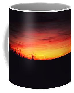 Desert Sundown Coffee Mug