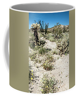 Coffee Mug featuring the photograph Desert Super Walkabout by Daniel Hebard