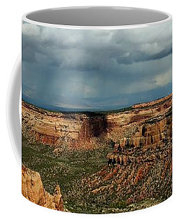 Desert Thunderstorm Coffee Mug