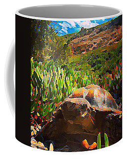 Desert Tortoise Coffee Mug