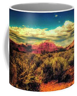 Desert Vista ... Coffee Mug