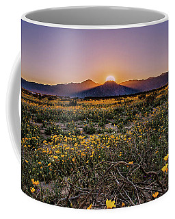 Desert Vitality Coffee Mug by Ryan Weddle