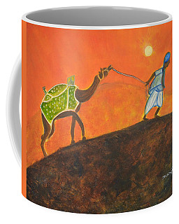 Desert Walk Coffee Mug