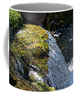 Desert Waterfall Coffee Mug