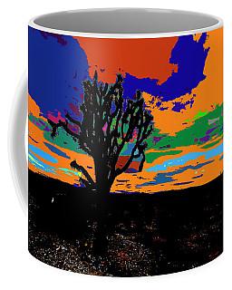 Deserted Color Landscape Coffee Mug