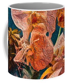 Designer Floral Arrangement Coffee Mug
