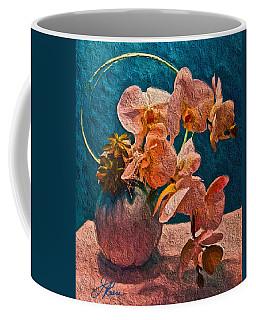 Designer Floral Arrangement Coffee Mug
