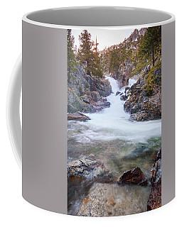 Desolate Upper Eagle Falls Coffee Mug