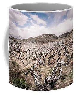 Desolation Coffee Mug by Andrew Matwijec