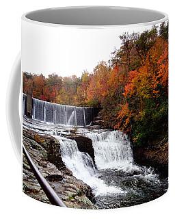 Desoto Falls - Ft Payne Al Coffee Mug