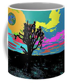 Dessert World And Its Alternate Universe Coffee Mug