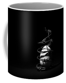 Destined To Be A Prisoner For Life - The Dark Side Of It All Coffee Mug