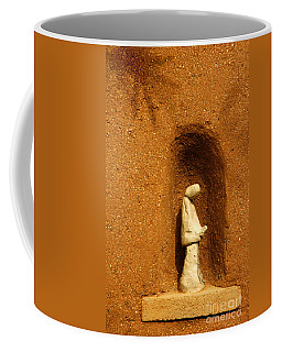 Detail Mission Of The Sun Coffee Mug