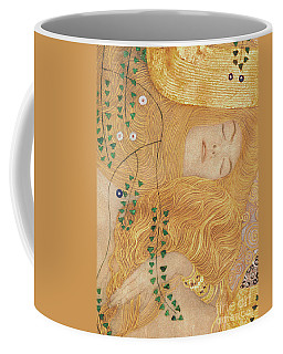 Detail Of Water Serpents I Coffee Mug