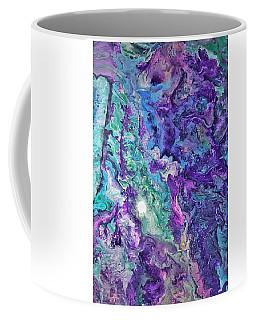 Detail Of Waves Coffee Mug