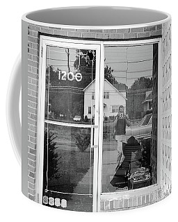 Detective Refelction Coffee Mug