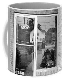 Detective Refelction Coffee Mug by Paul Seymour