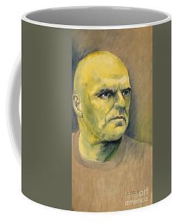 Determination / Portrait Coffee Mug