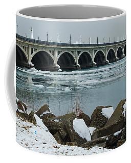 Detroit Belle Isle Bridge Coffee Mug