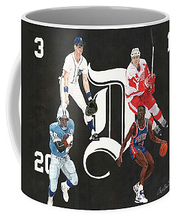 Legends Of The D Coffee Mug