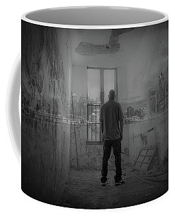 Detroit Urbex  Coffee Mug