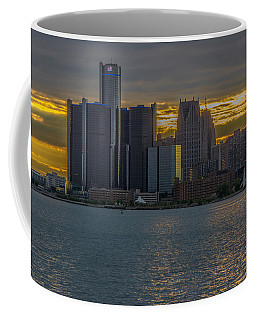 Detroit Versus Everybody  Coffee Mug