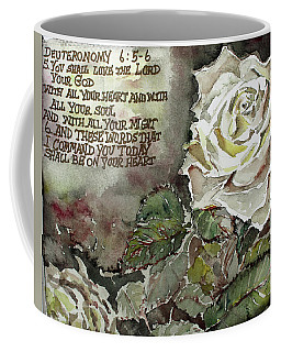 Deuteronomy 6 Coffee Mug