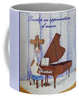 Ruthiemoo Develop An Appreciation Of Music Coffee Mug