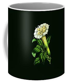 Devil Trumpet Datura Fastuosa Coffee Mug