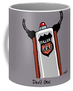 Devil Gas Coffee Mug