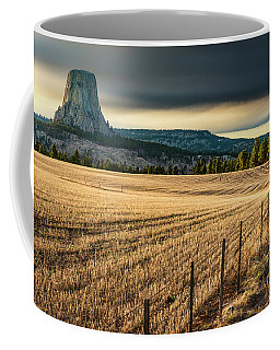 Devil's Field Coffee Mug