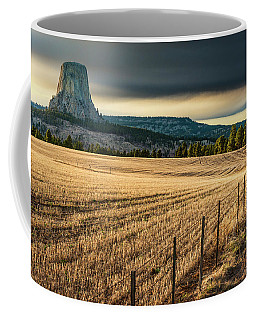 Devil's Field Coffee Mug