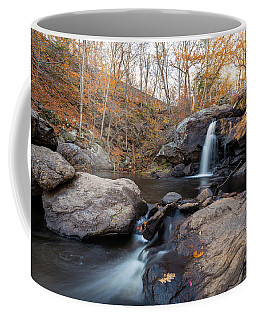 Coffee Mug featuring the photograph Devils Hopyard 1 by Brian Hale