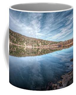 Devils Lake Coffee Mug
