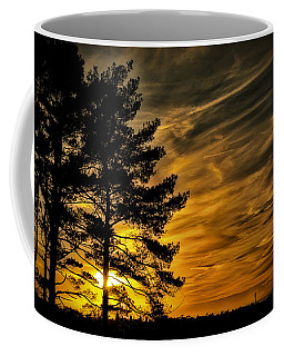 Devils Sunset Coffee Mug