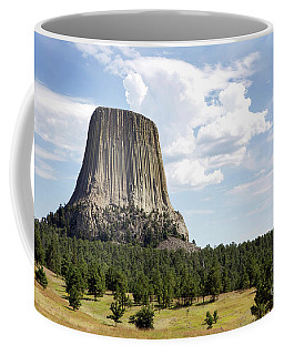 Devils Tower National Monument Coffee Mug